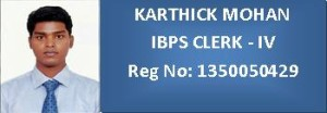 Karthick Mohan