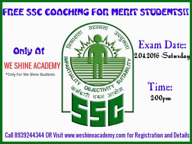 SSC Free Class